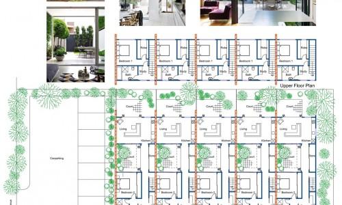 Development Plan-5 Unit MHU Zone